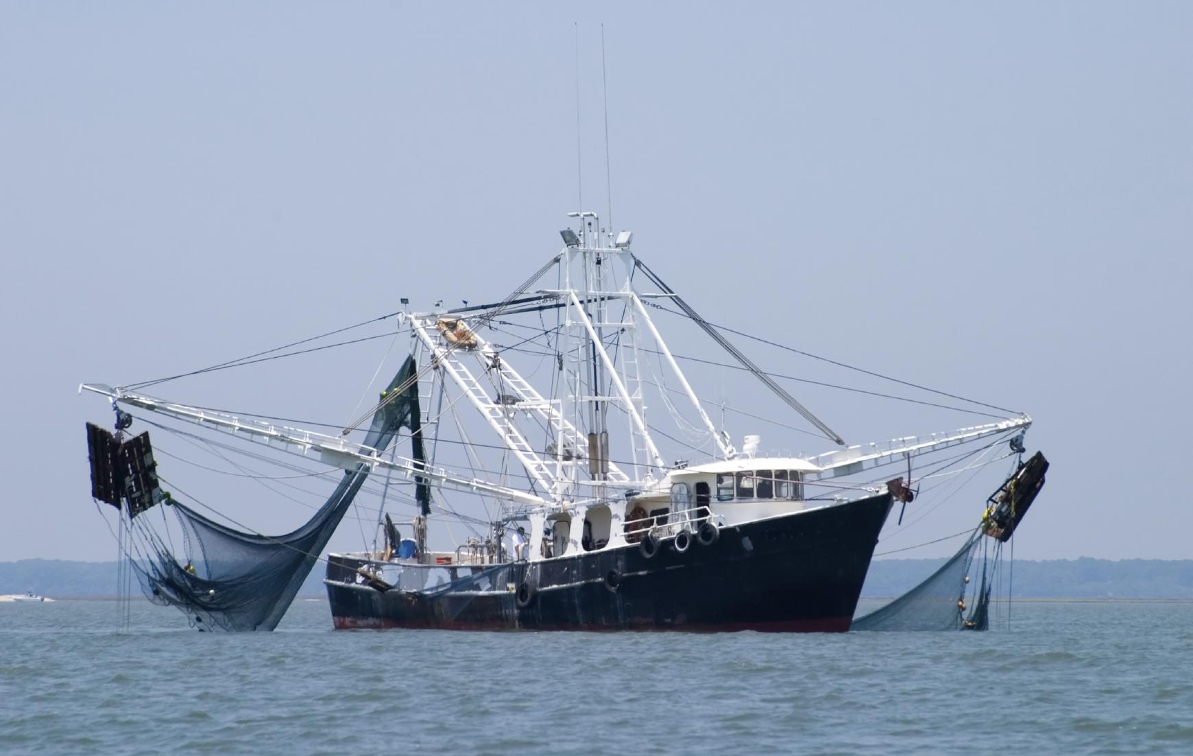 купить морские рыболовные суда